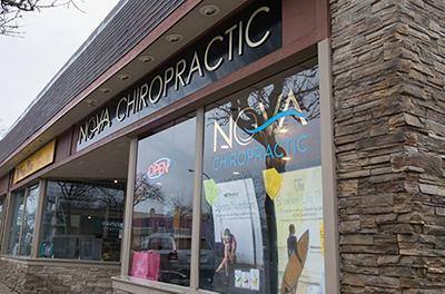 Chiropractic Berkley MI Front Office